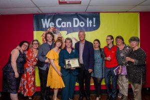 2018 Emma Miller Award recipient - Terese Kingston